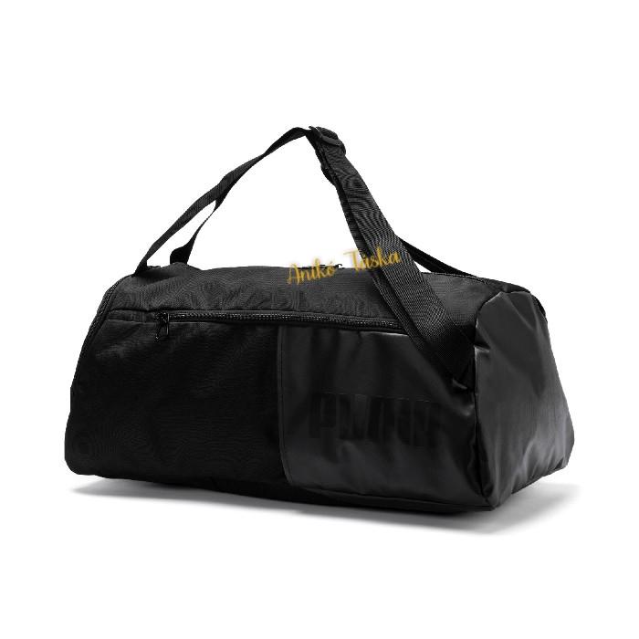Puma sporttáska hátizsák egyben fekete