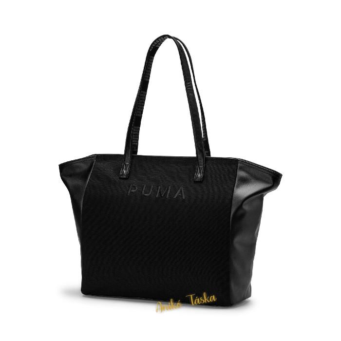 Puma nagy női táska fekete