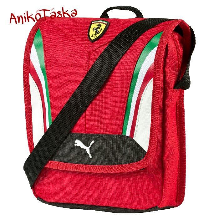 Piros Ferrari válltáska
