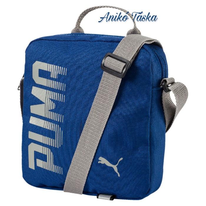 Puma kis oldaltáska kék