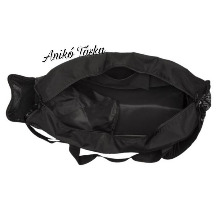 Puma edző táska vízhatlan fekete
