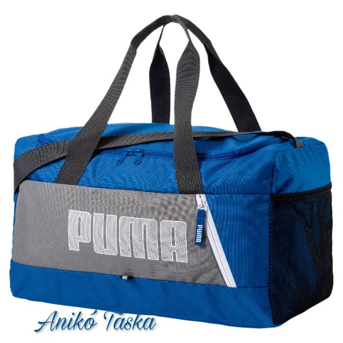 Puma kis méretű sport táska kék