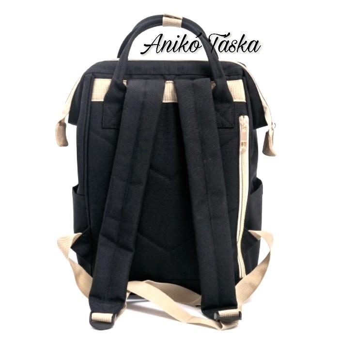 e749a34b8511 HeavyTools divat hátizsák Estok fekete
