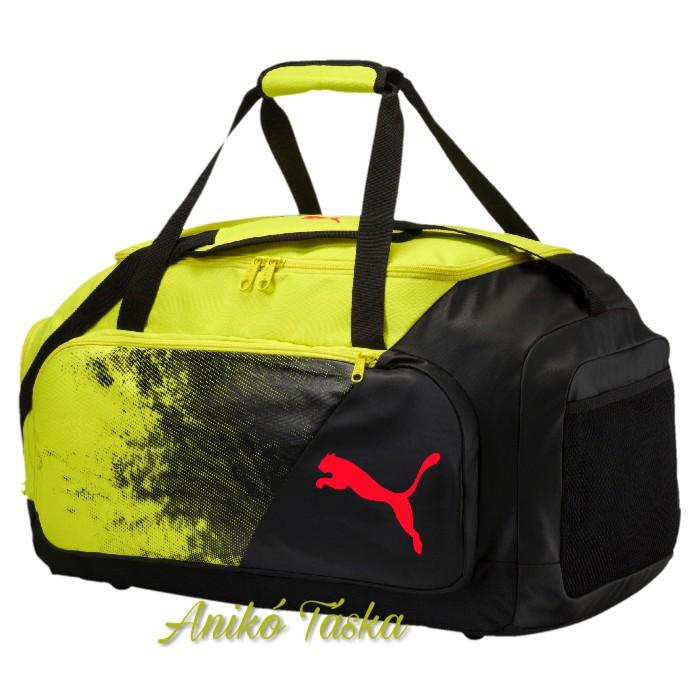 Puma sport táska neonsárga szett 74d5a13af9