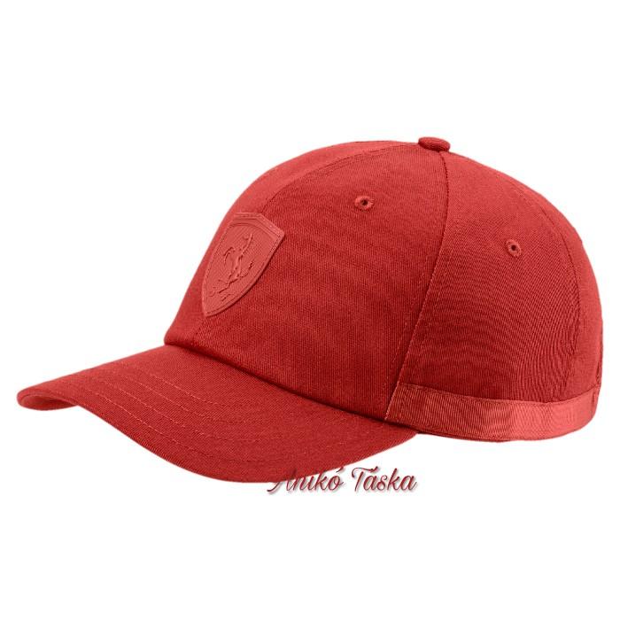 Ferrari baseball sapka lazac piros Puma