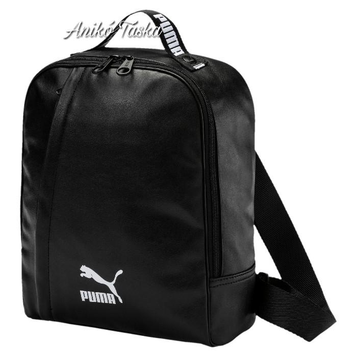 Puma női hátizsák fekete