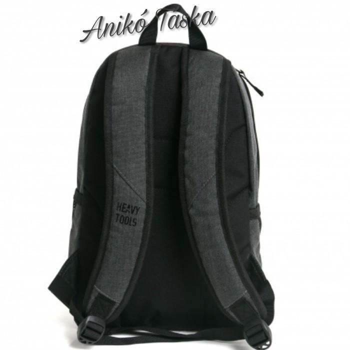 Kis  hátizsák HeavyTools Enoka szürke