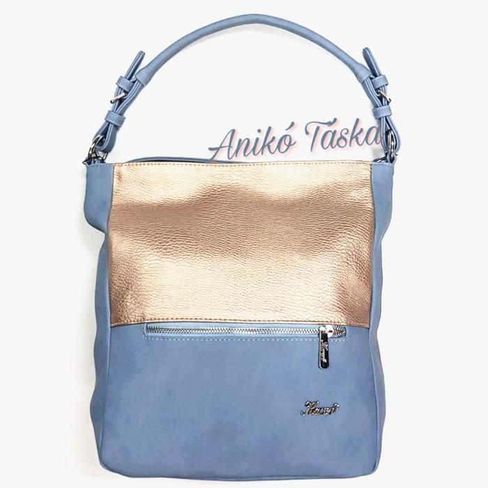 Karen női táska kék, rozé