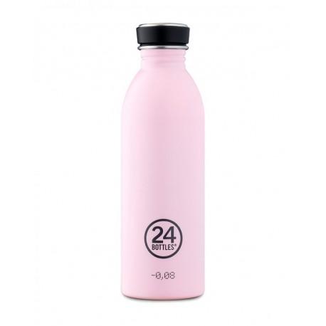 24Bottles Urban PASTEL kulacs - Candy pink