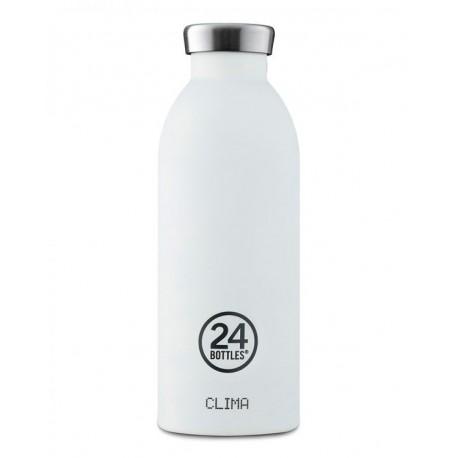 24Bottles Clima BASIC termosz, Ice white