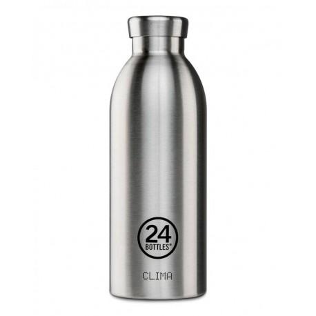 24Bottles Clima BASIC termosz - Steel
