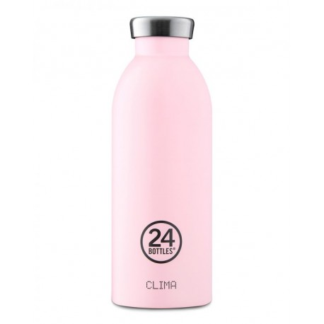 24Bottles Clima PASTEL termosz - Candy pink