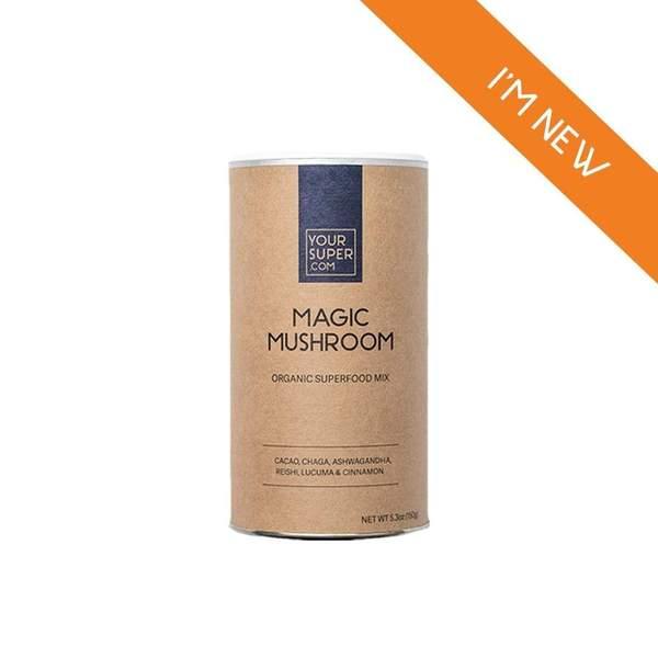 Organic Magic Mushroom Mix 150g