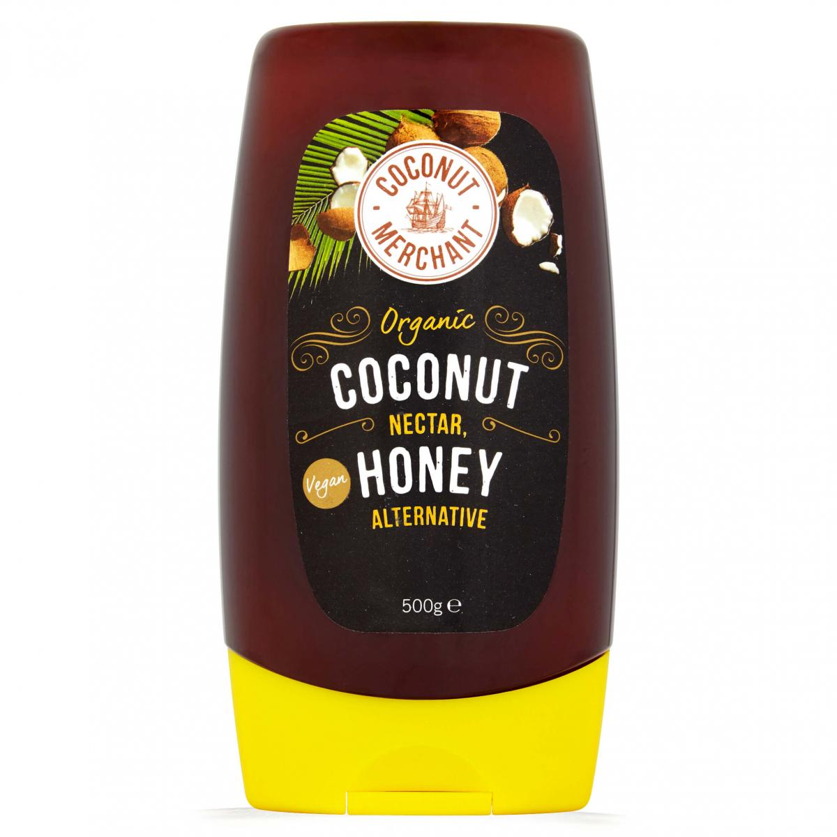 Organikus kókusznektár - Méz alternatíva 500g