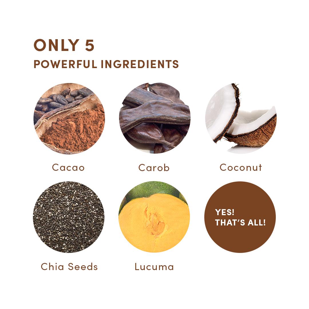 Organic Chocolate Lover 200g
