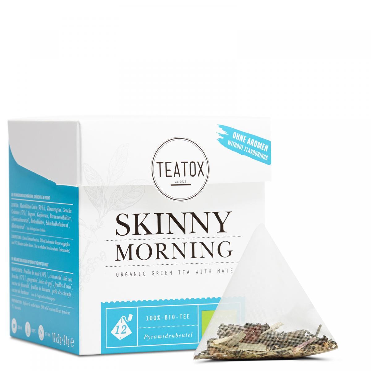 Skinny Morning 24g, filteres