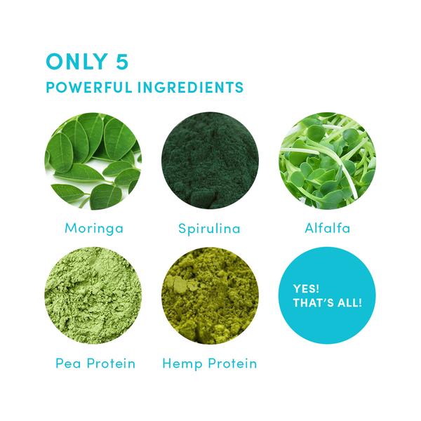 Organic Skinny Protein Mix 400g