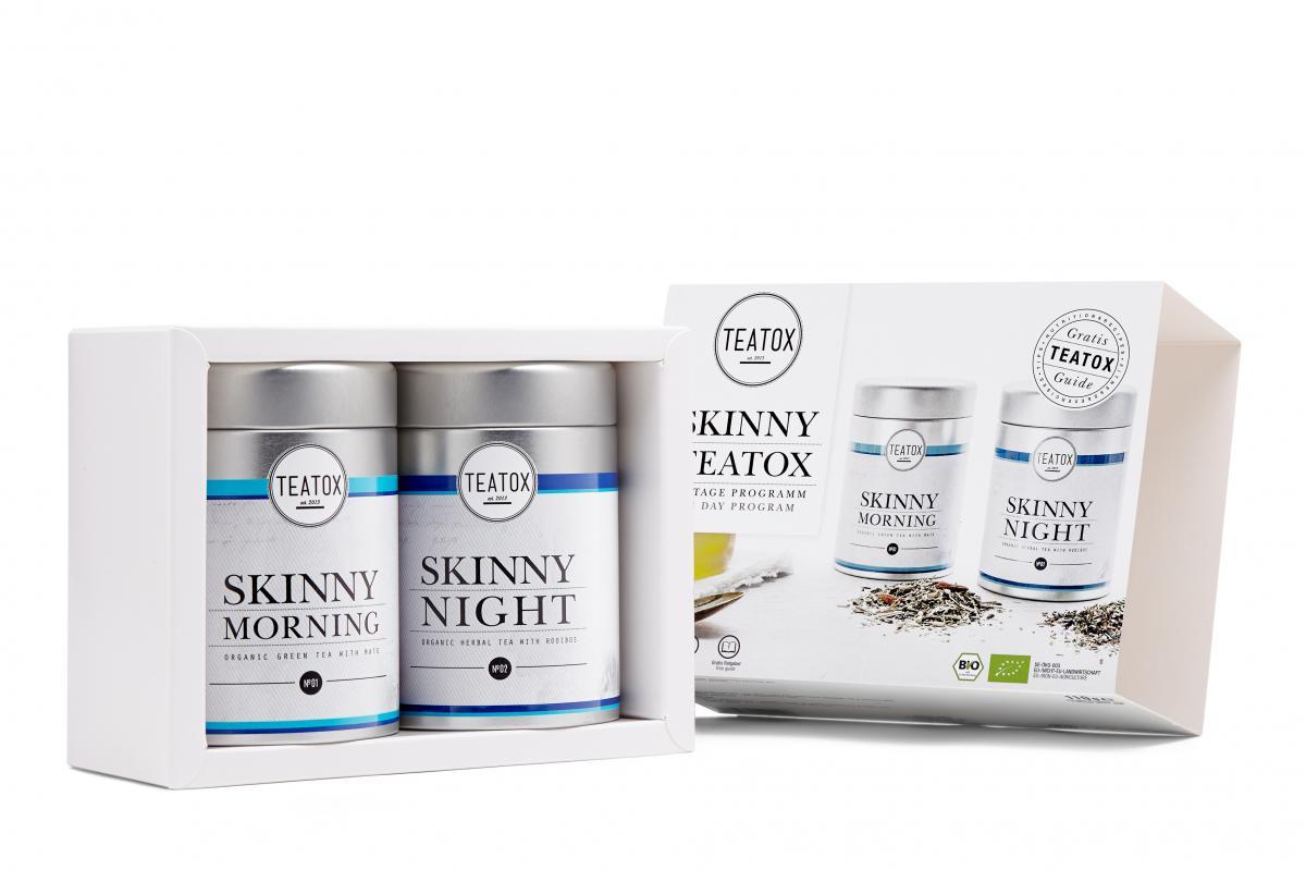 Skinny Teatox 14 napos program