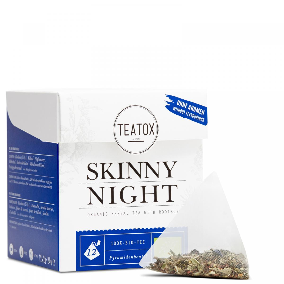 Skinny Night 24g, filteres