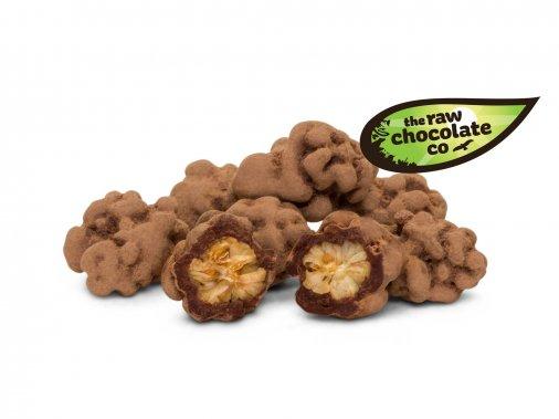 Nyers csokoládés csemege - Fehér faeper 28g