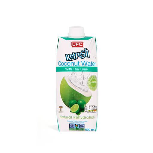 Kókuszvíz thai lime 500ml