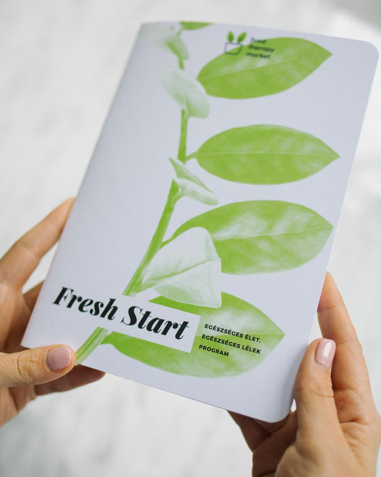 Fresh Start Életmód napló