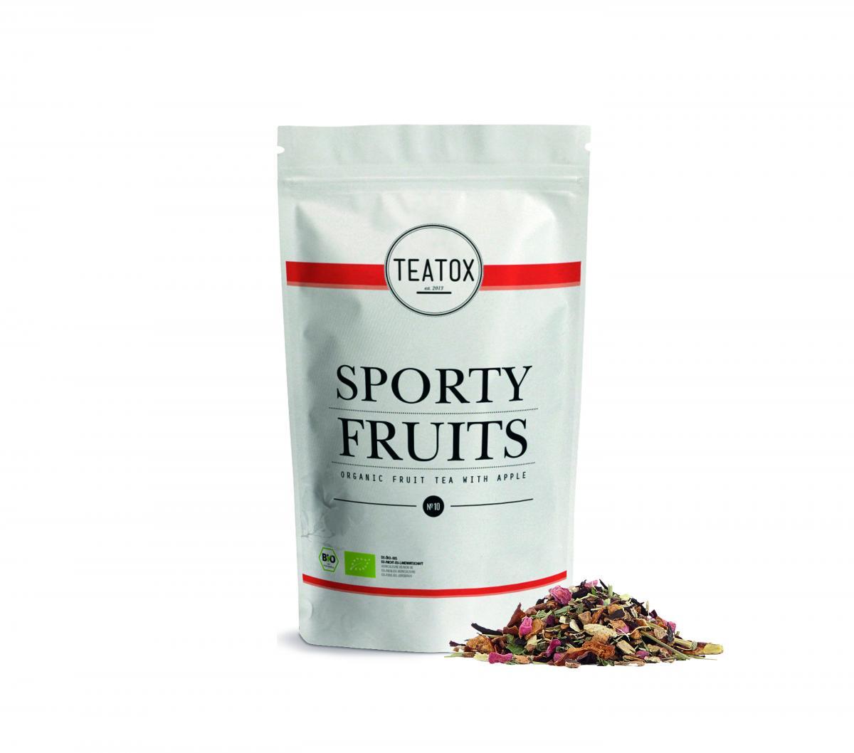 Sporty Fruits 90g, utántöltő