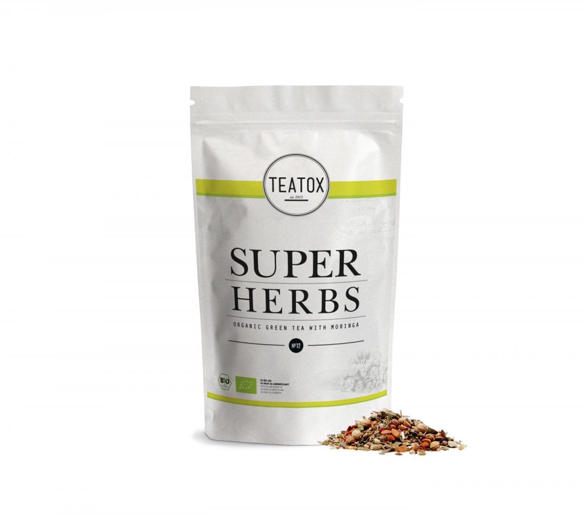 Super Herbs 50g, utántöltő