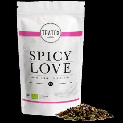 Spicy Love 70g, utántöltő
