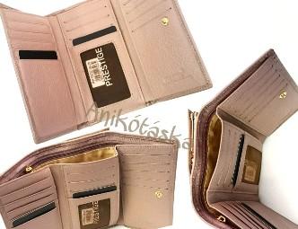 Prestige bőr női pénztárcák 43505ef0bc
