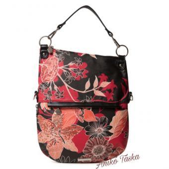 Desigual női táska állítható méretű virágos