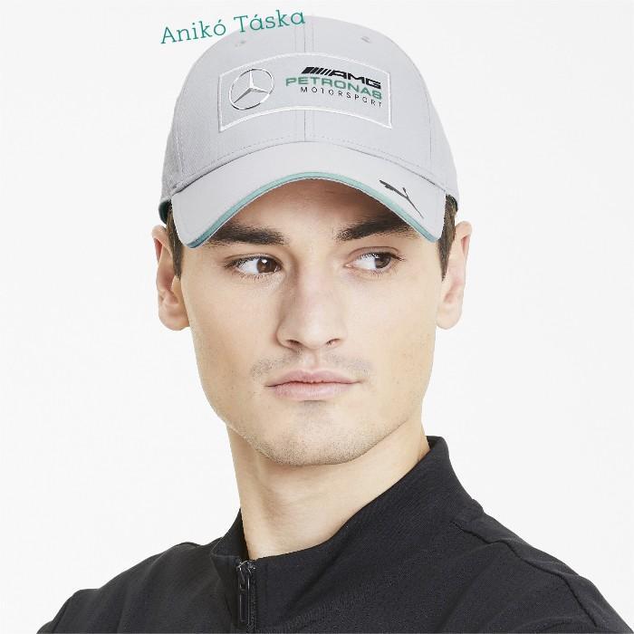 Mercedes baseball sapka ezüstfehér Puma