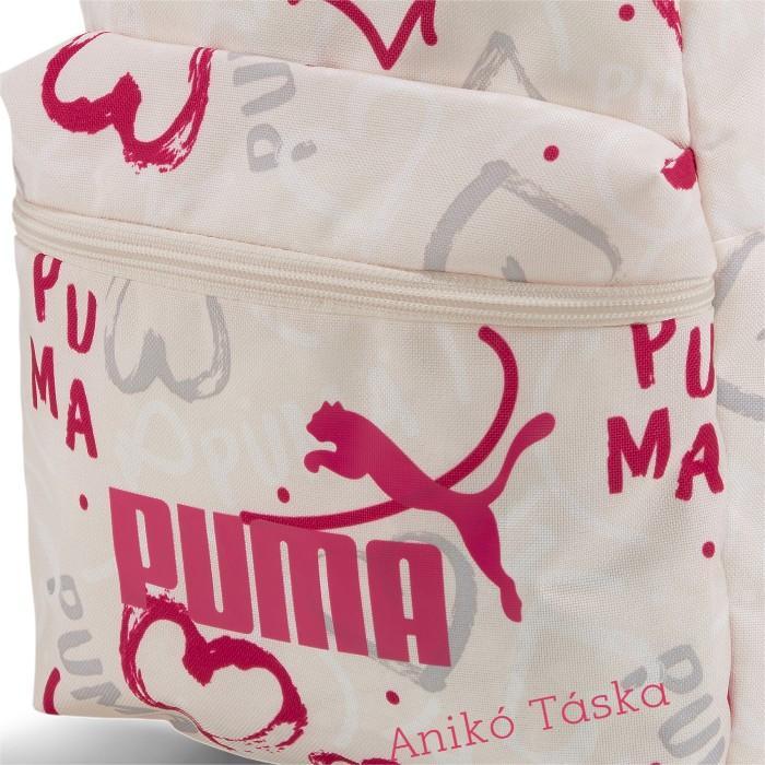Puma gyerek hátizsák tavirózsa színű