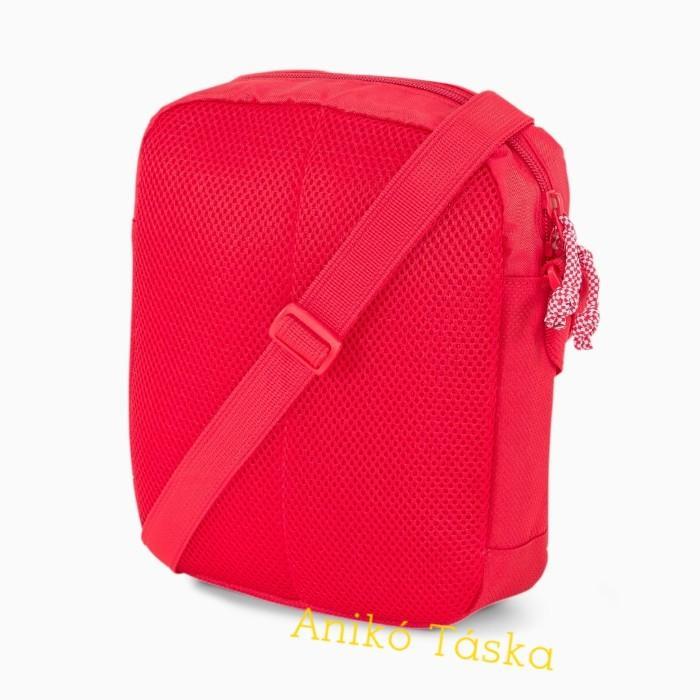 Ferrari vászon átvetős táska piros Puma20