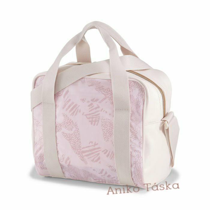 Puma női kézi táska állítható plusz vállpánttal tavirózsa színű