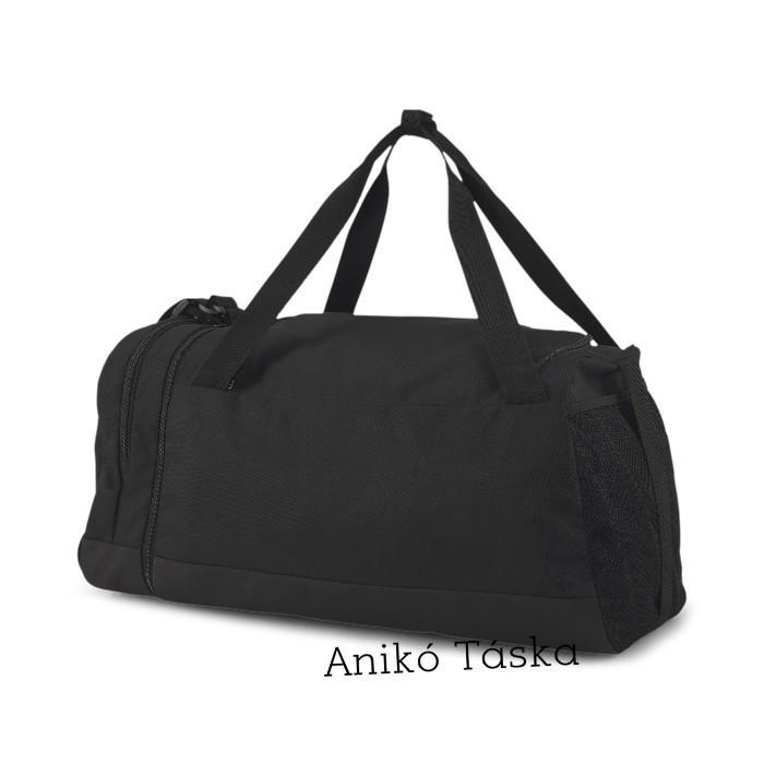 Puma közepes sporttáska levehető táskával fekete