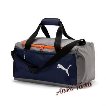 Puma XS egyszerű sporttáska kék szürke