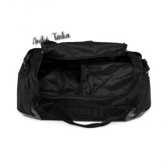 Puma M sporttáska domború mintával fekete