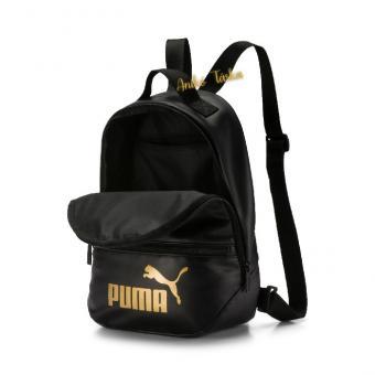 Puma női hátizsák íves elegáns fekete