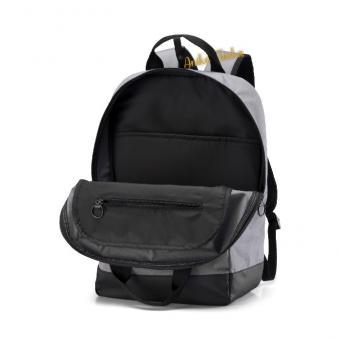 Puma laptoptartós hátizsák szövött anyagból acélszürke