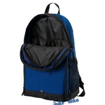 Puma hátizsák domború mintás kék