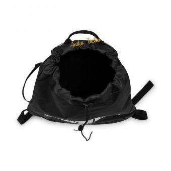 Puma keskeny hátizsák vastag vállpánttal fekete
