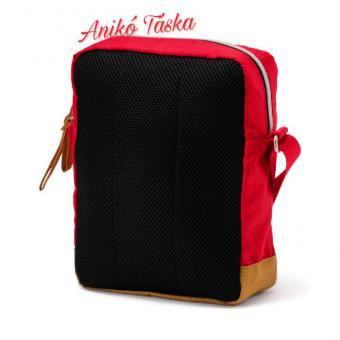 Ferrari kis táska piros barna vászon Puma